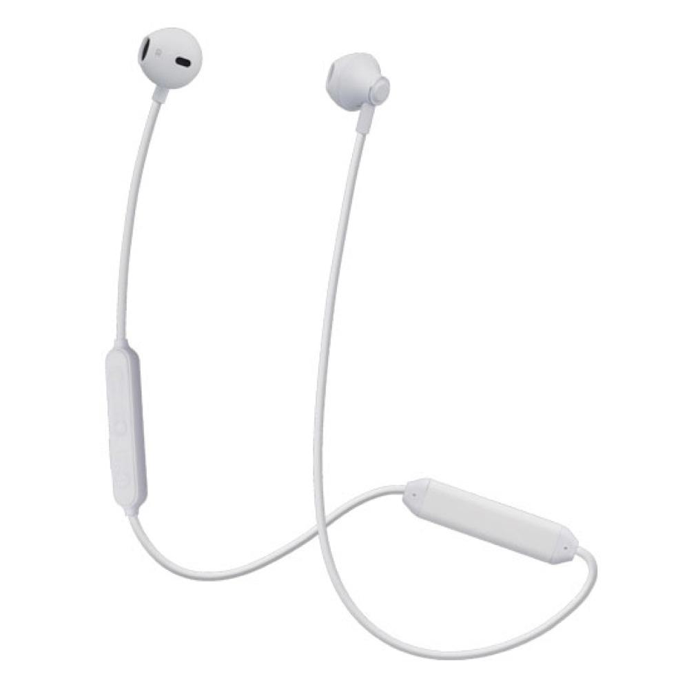たのしいかいしゃ Bluetoothワイヤレスイヤホン インナーイヤー型 アペリアホワイト TA-BT4 AWH