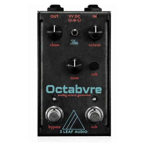 3Leaf AudioからTim Lefebvre仕様のアップデート版Octabvre発売開始