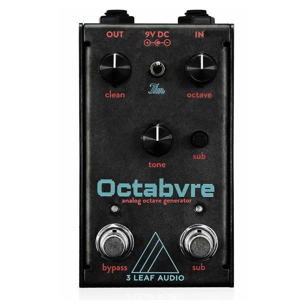3Leaf Audio Octabvre オクターブエフェクター