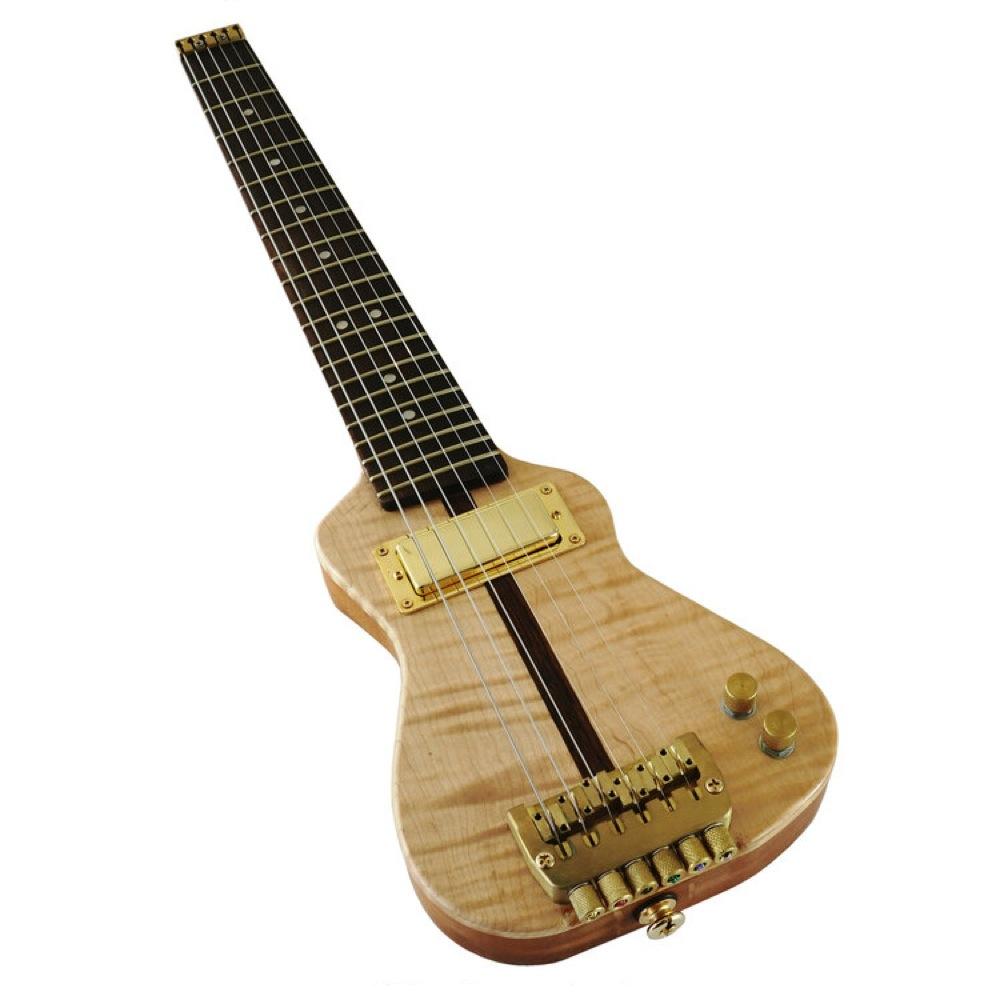 Lap Axe EX-Jazz Custom Maple/Bocote EXJC-124 トラベルギター