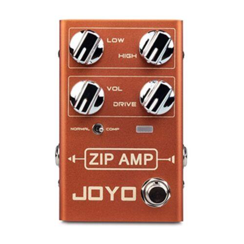 話題のJOYO R-04 ZIP AMP オーバードライブペダル 入荷!