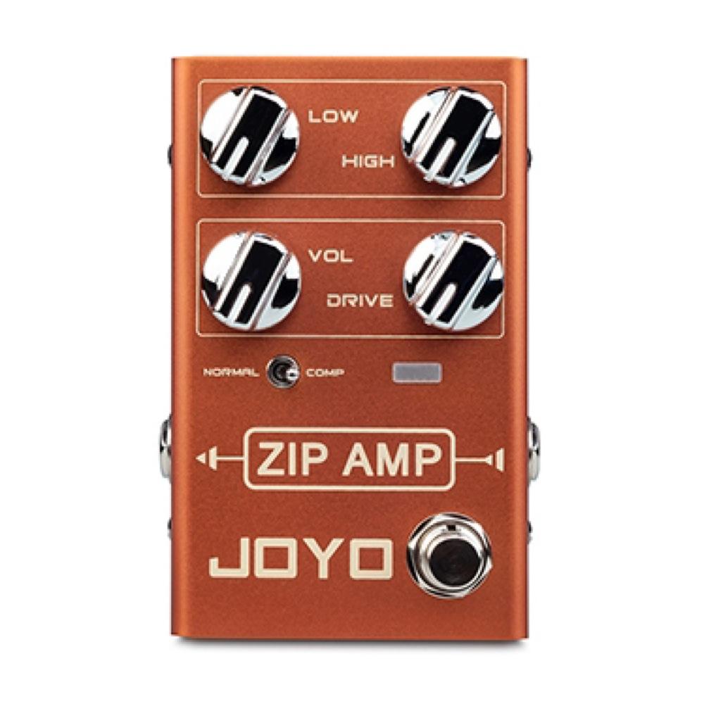 JOYO R-04 ZIP AMP ギターエフェクター オーバードライブ