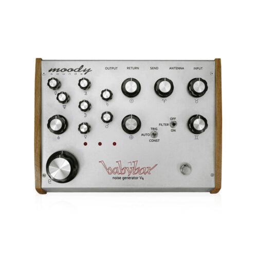 カオスなノイズマシン Moody Sounds Baby Box Noise Generator V4 発売開始