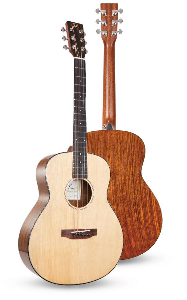 SX SS760E エレクトリックアコースティックギター
