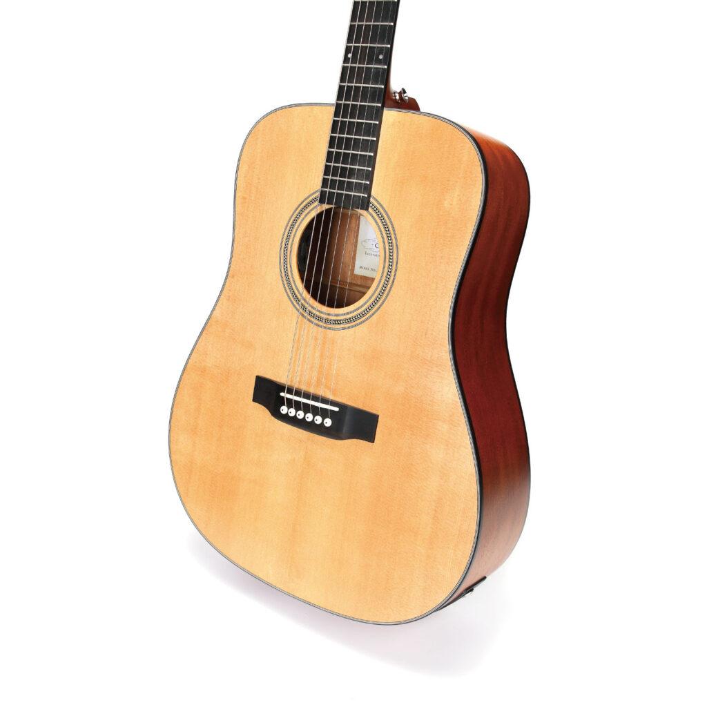 SXより新たなアコースティックギターが4種登場!