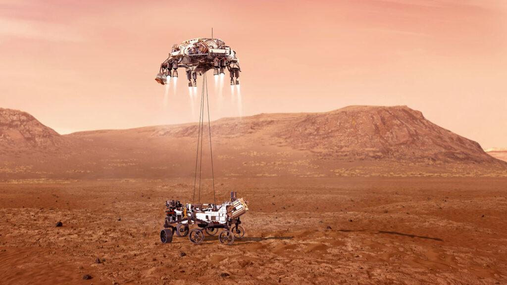 さあ火星の音を聞こう! NASAの火星探査機 MARS2020が火星へタッチダウン DPAマイクロフォンが捉えた火星の音