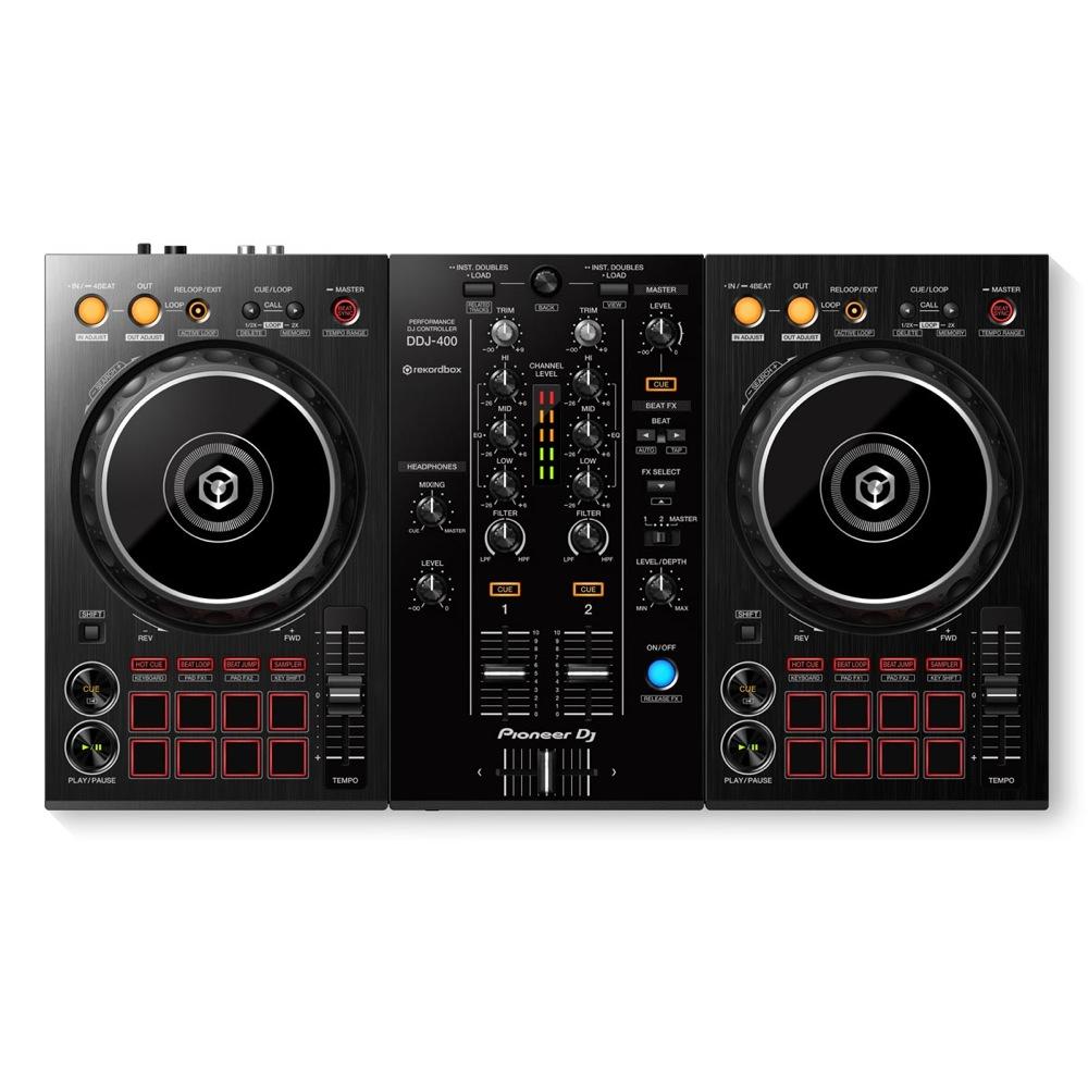 Pioneer DDJ-400 rekordbox dj用 DJコントローラー