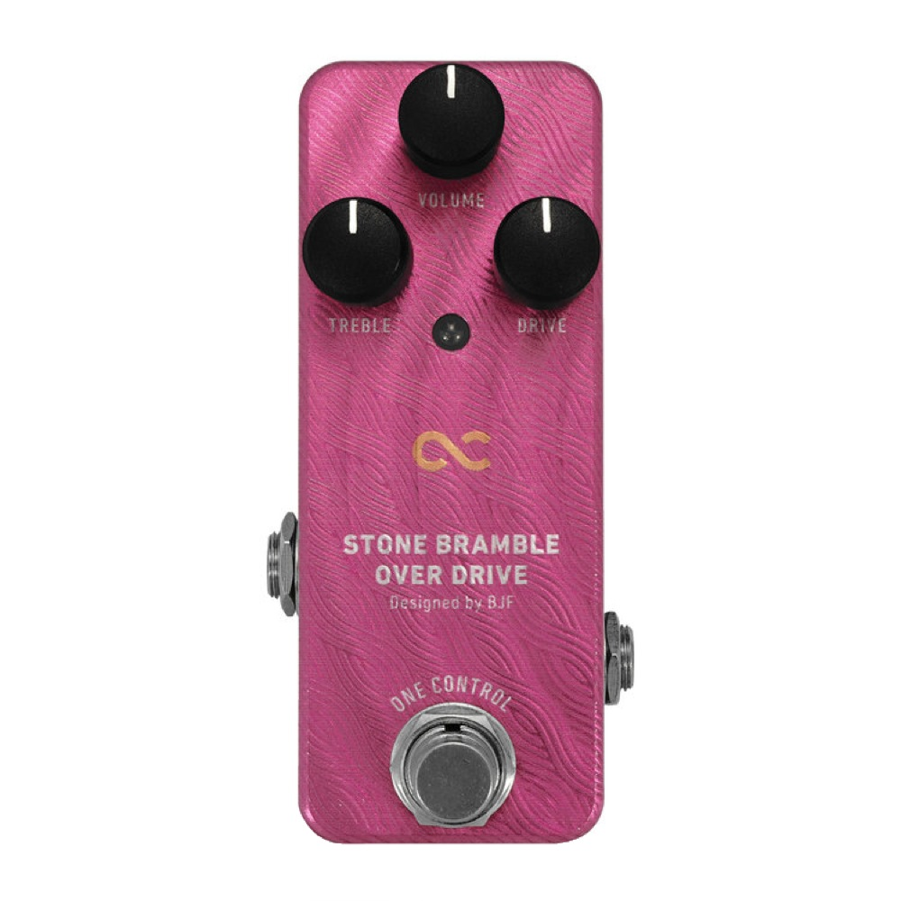 One Control STONE BRAMBLE OVER DRIVE オーバードライブ ギターエフェクター