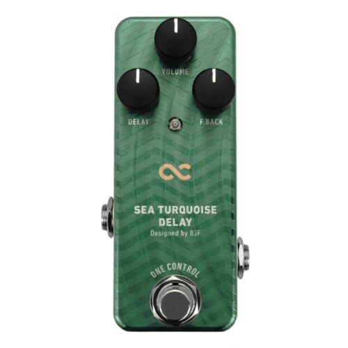 One Control SEA TURQUOISE DELAY 新筐体発売開始です!