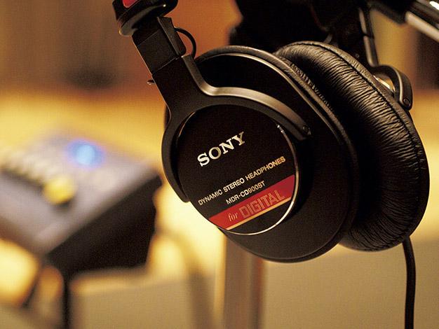 sonyヘッドホンmdr-cd900stの画像
