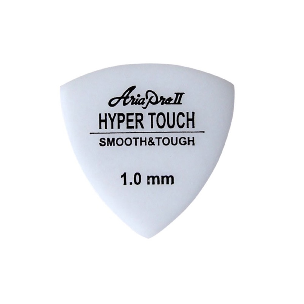 AriaProII HYPER TOUCH Triangle 1.0mm WH ピック表