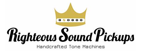 Righteous Sound Pickups (ライチェスサウンドピックアップス)取り扱い開始しました