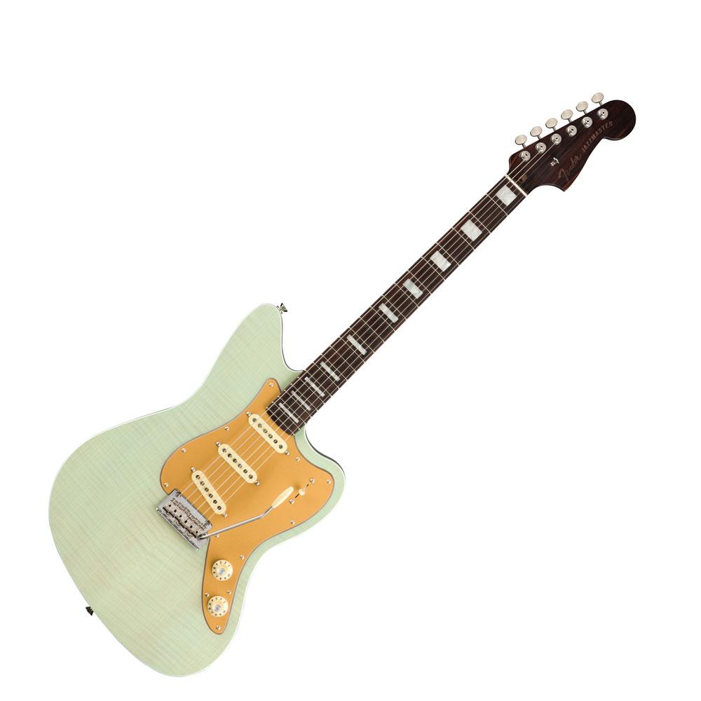 Fender Parallel Universe Volume II Strat Jazz Deluxe RW SFMG TRN 入荷しました!