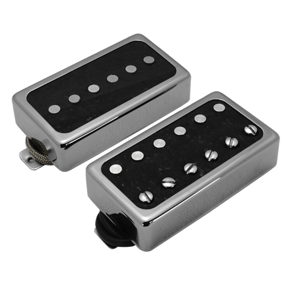 Righteous Sound Pickups 1991 GAZING Set Open Black エレキギター用ピックアップ