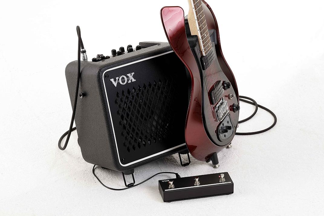 ROLLYさんががっつりチェック! VOX MINI GOシリーズギターアンプが楽しい!