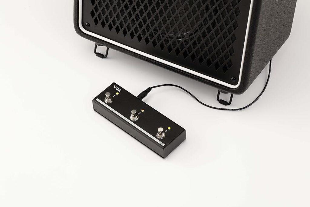 MINI GO シリーズギターアンプ用純正フットスイッチVFS3の画像