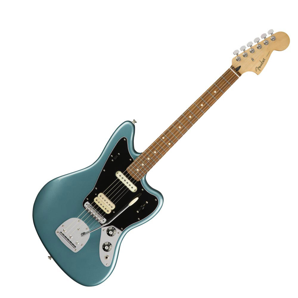 Fender Player Jaguar PF Tidepool エレキギター