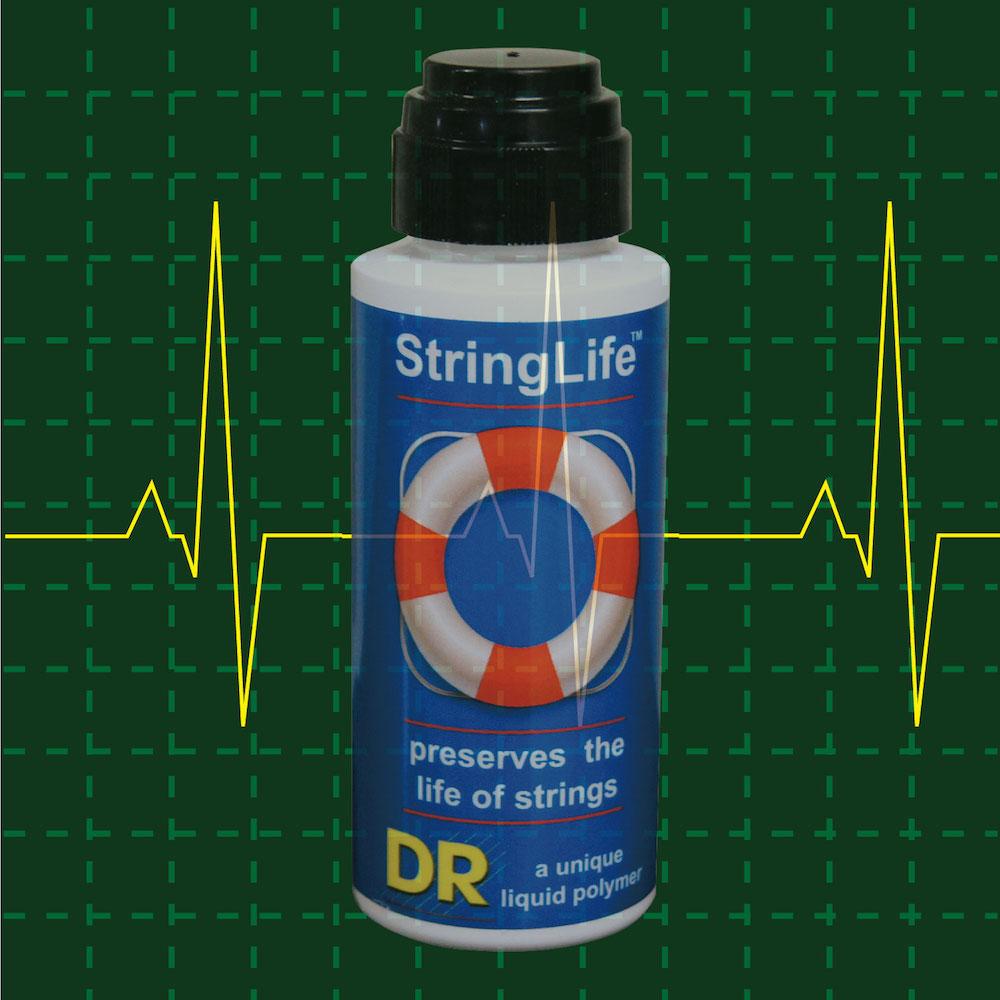 ギター弦のケア、これからは復活させる時代だ。DR String life ストリングケアリキッド