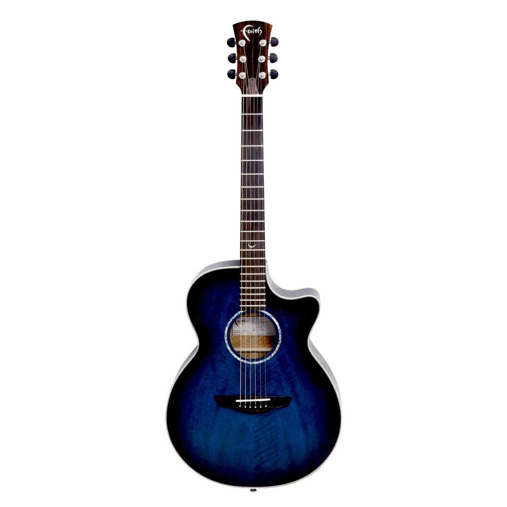 Faith FVBLM エレクトリックアコースティックギター ボディトップ