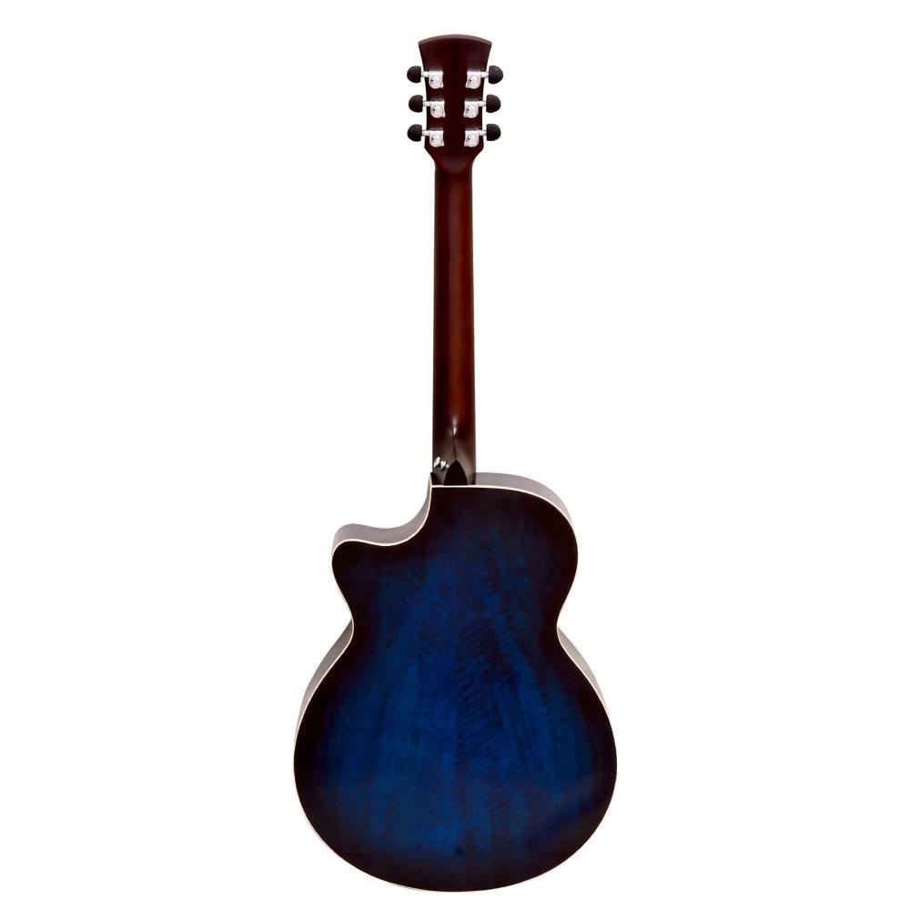 Faith FVBLM エレクトリックアコースティックギター ボディバック