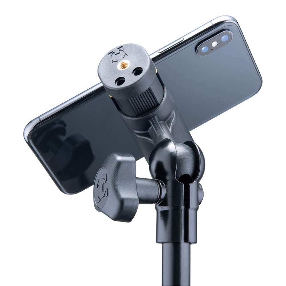 HERCULES DG207B Smartphone Holder スマートフォンホルダー 自由な角度調整