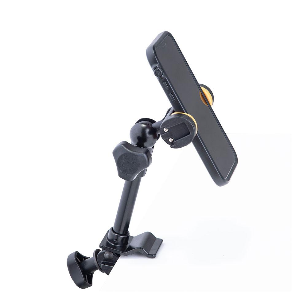 HERCULES DG207B Smartphone Holder スマートフォンホルダー デスクにマウント可能