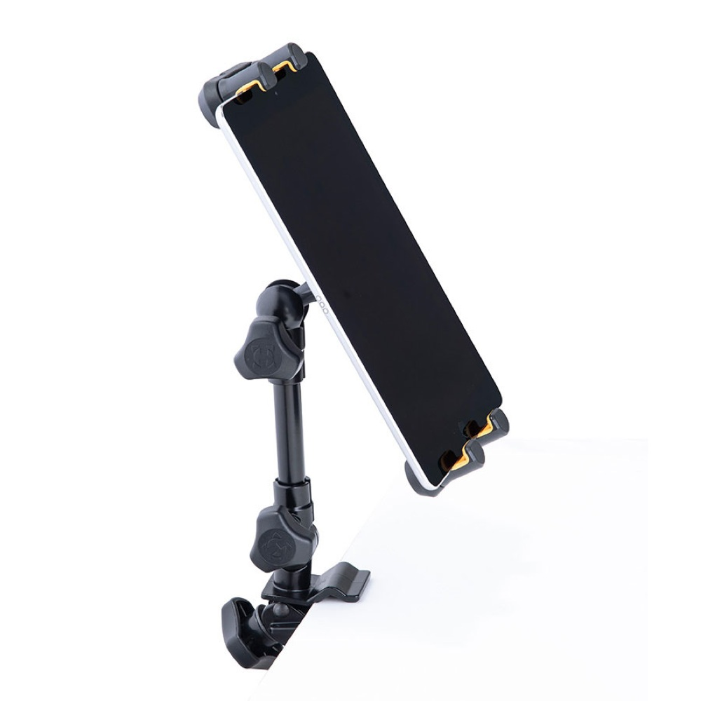HERCULES DG307B Tablet & Smartphone Holder タブレット・スマートフォンホルダー デスクにマウントも可能