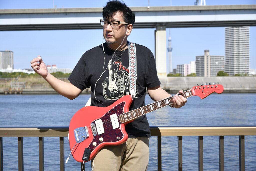 Fender Mustang Microならいつでもどこでもギターが弾ける!