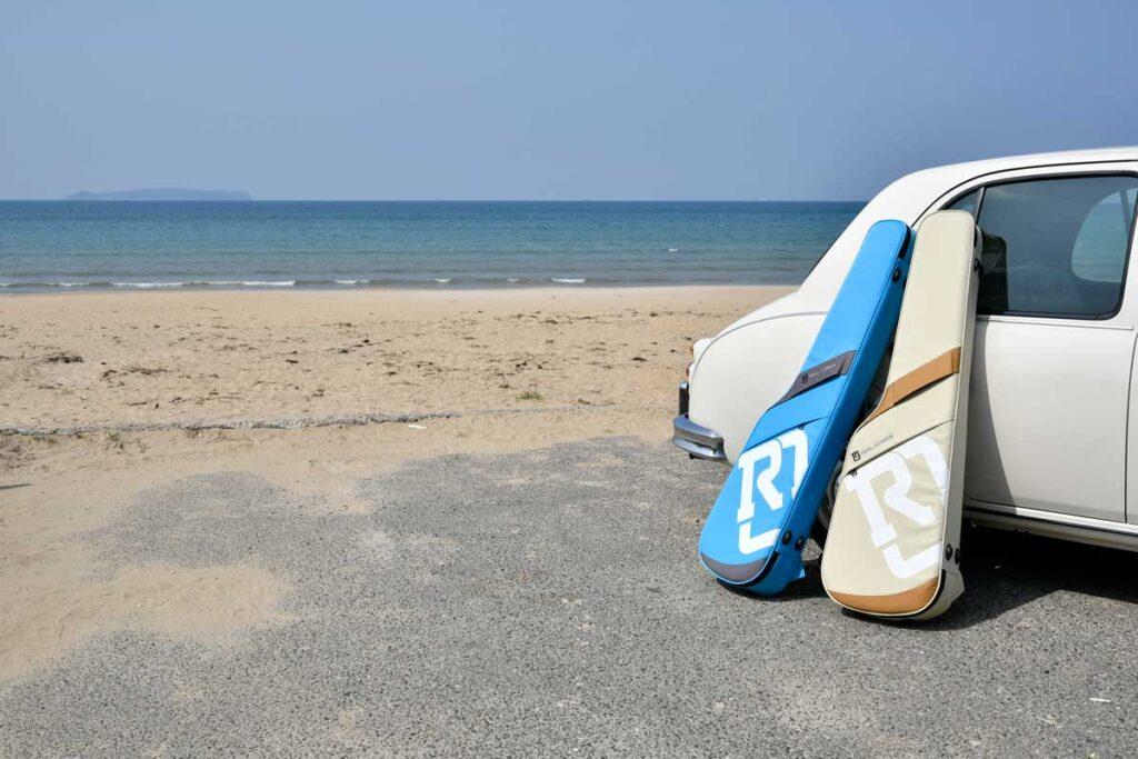REAL MISSION VENUSシリーズ 防水性と機動性、保護製に優れたギター用ギグバッグ イメージ画像