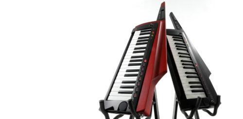 KEATAR is BACK !! KORGのショルダーキーボードが待望の復活 ! KORG RK-100S 2間も無く発売開始