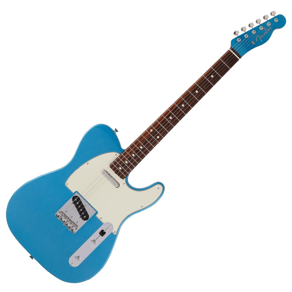 Fender 2021 Collection Made in Japan Traditional 60s Telecaster LPB エレキギター