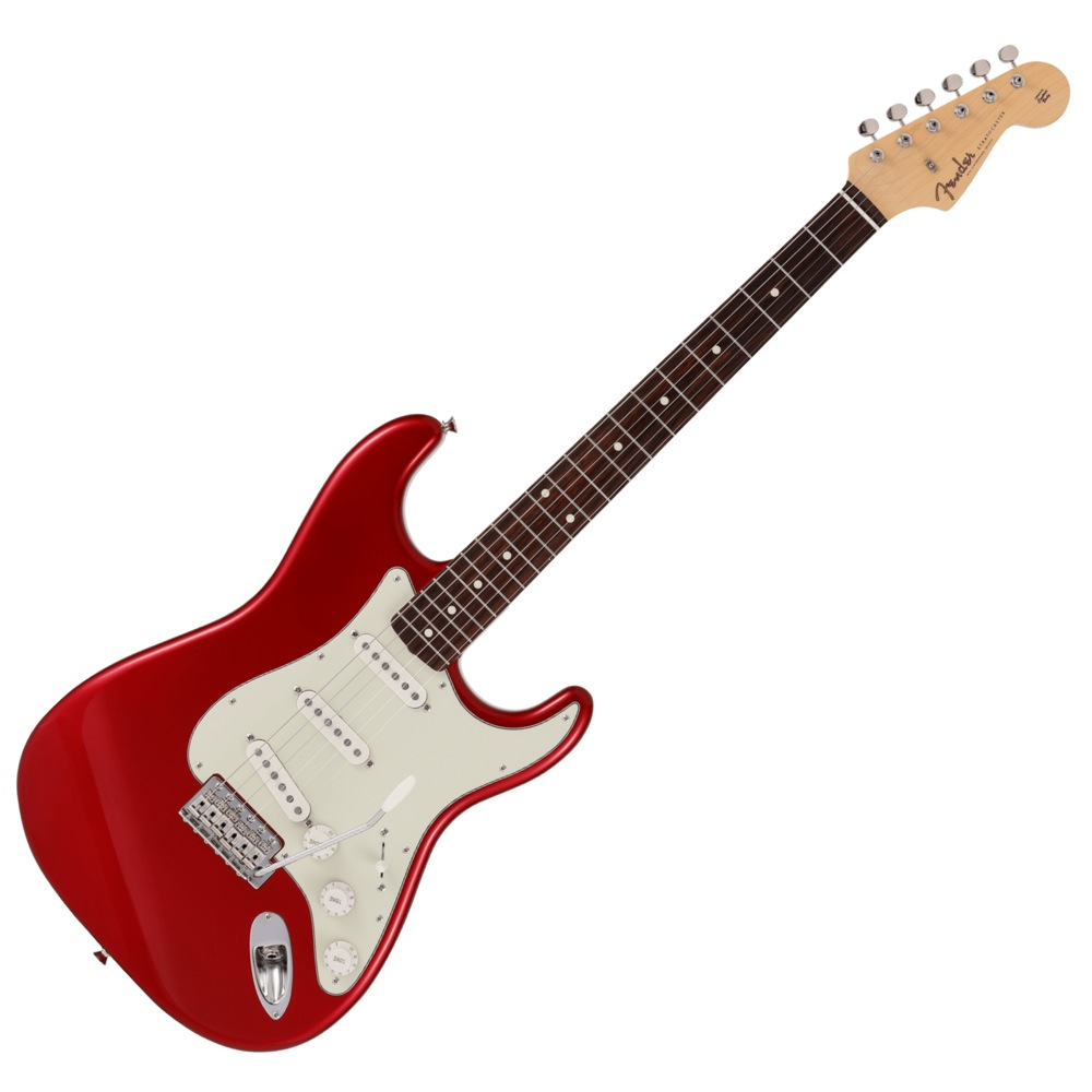 Fender 2021 Collection Made in Japan Traditional 60s Stratocaster CAR エレキギター