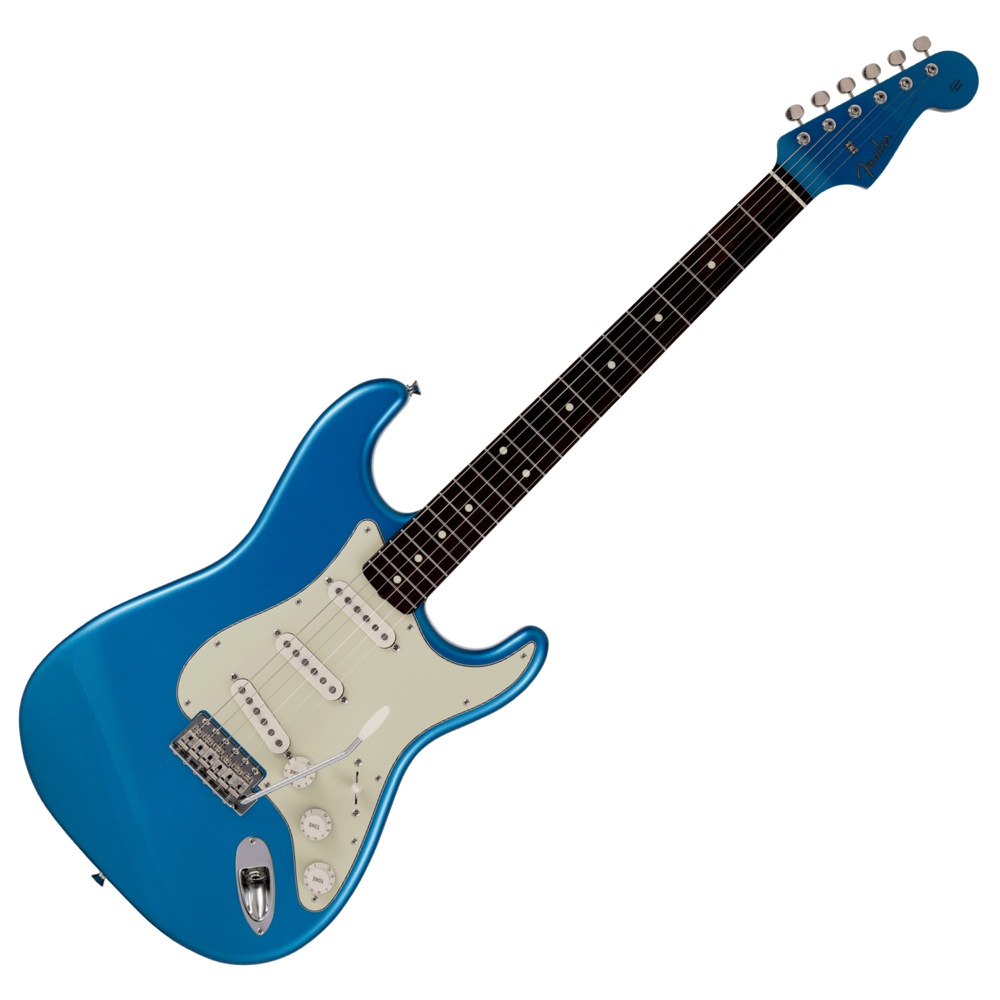 Fender 2021 Collection Made in Japan Traditional 60s Stratocaster LPB エレキギター
