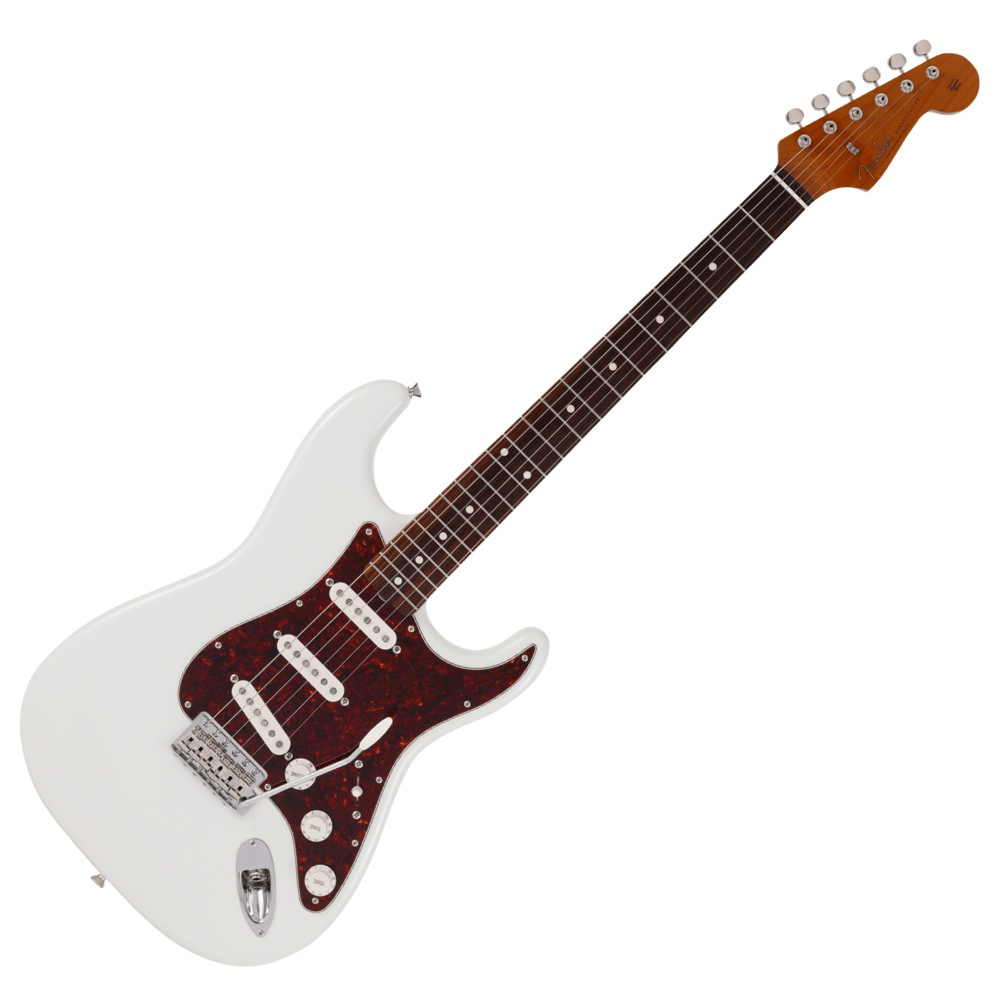Fender 2021 Collection Made in Japan Traditional 60s Stratocaster OWH エレキギター