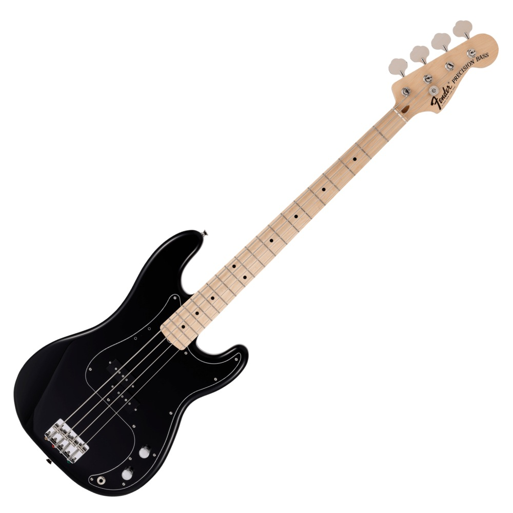 Fender 2021 Collection Made in Japan Traditional 70s Precision Bass BLK エレキベース