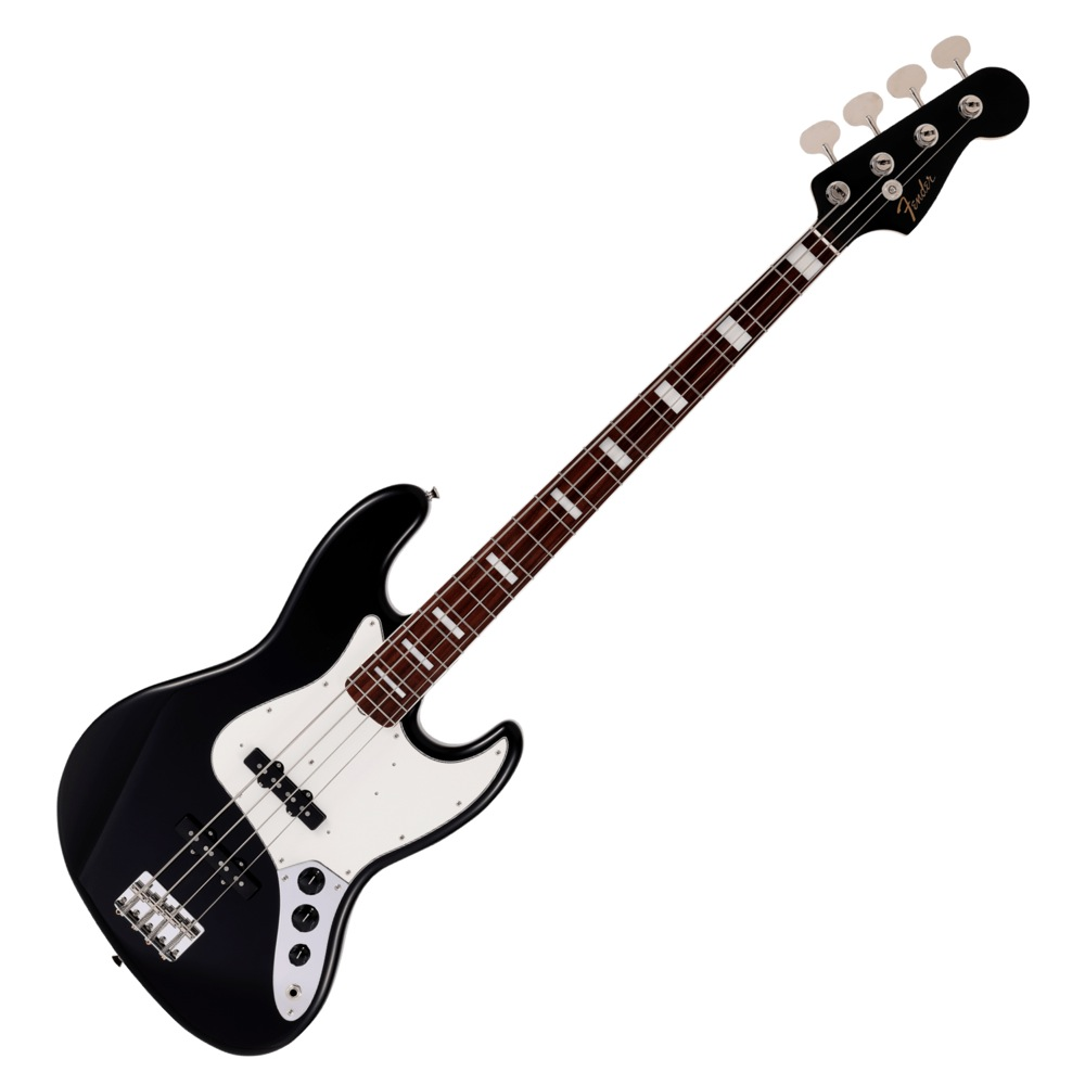 Fender 2021 Collection Made in Japan Traditional Late 60s Jazz Bass BLK エレキベース