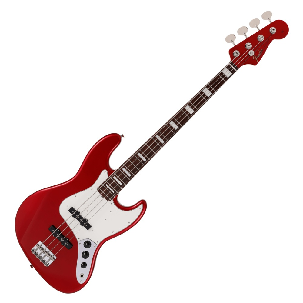 Fender 2021 Collection Made in Japan Traditional Late 60s Jazz Bass CAR エレキベース