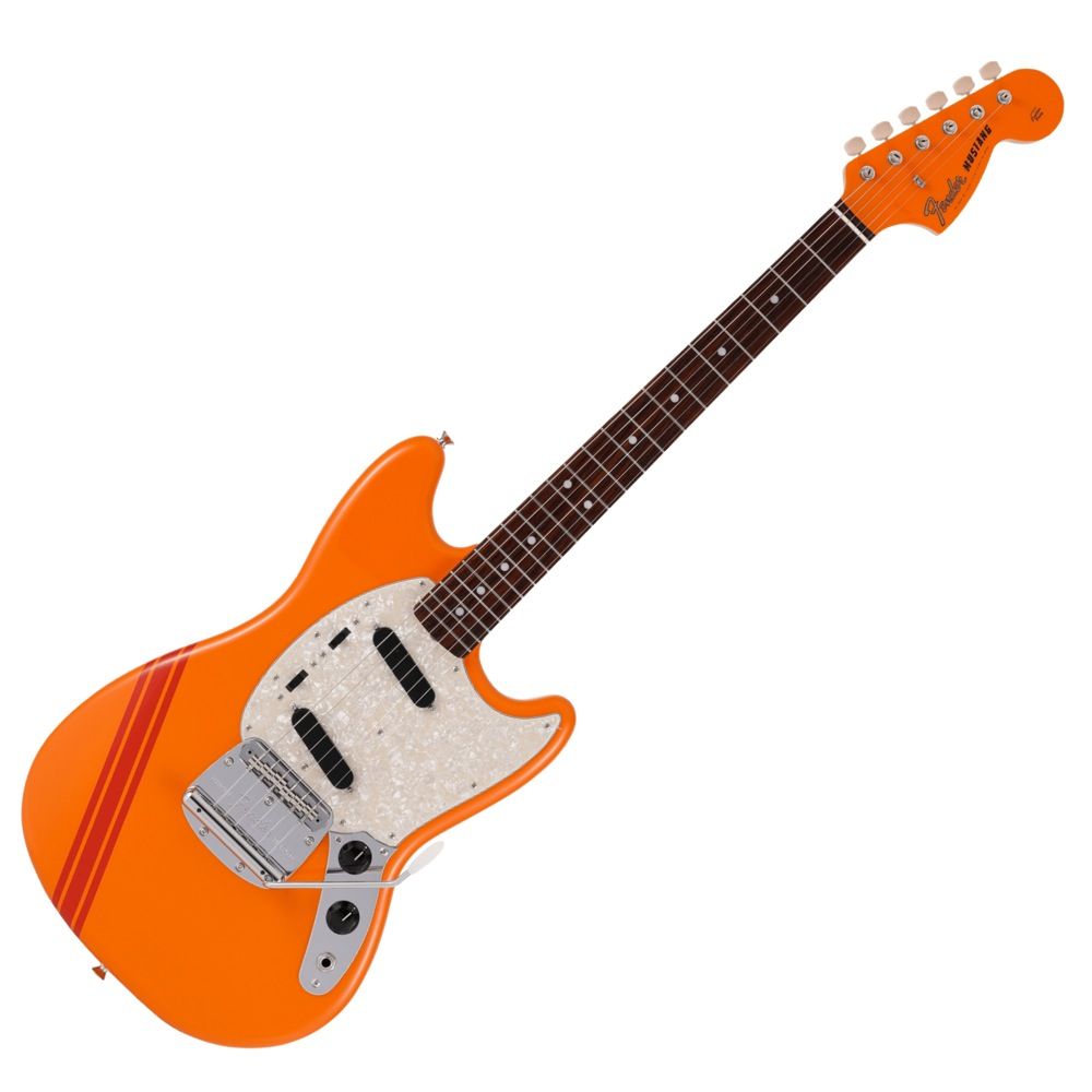 Fender 2021 Collection Made in Japan Traditional 60s Mustang Competition Orange エレキギター