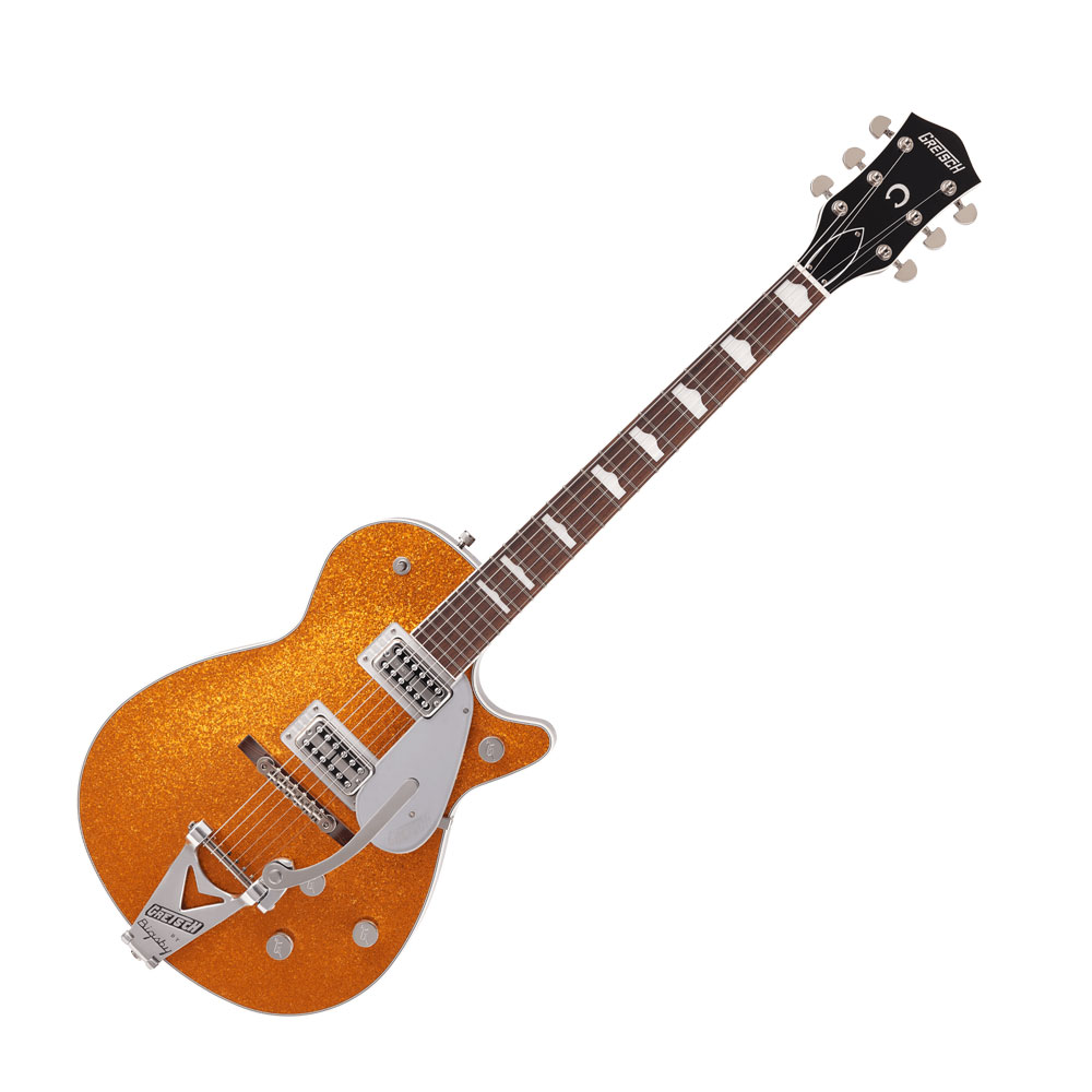 GRETSCH ProfessionalCollectionVintageSelectEditionJetモデル 新製品3機種 発売開始