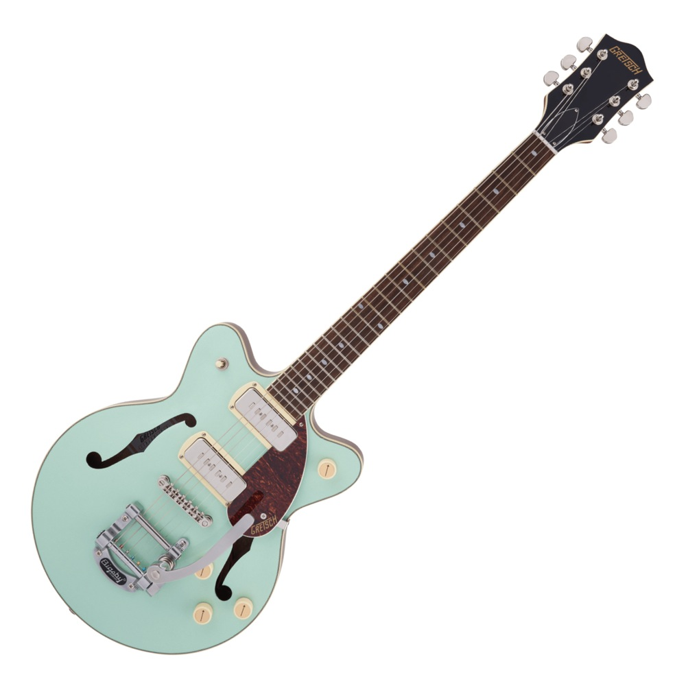 GRETSCH G2655T-P90 Streamliner Center Block Jr. Double-Cut P90 with Bigsby 2TMNT エレキギター
