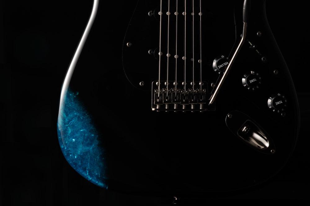 Fender FINAL FANTASY XIV Stratocaster Black