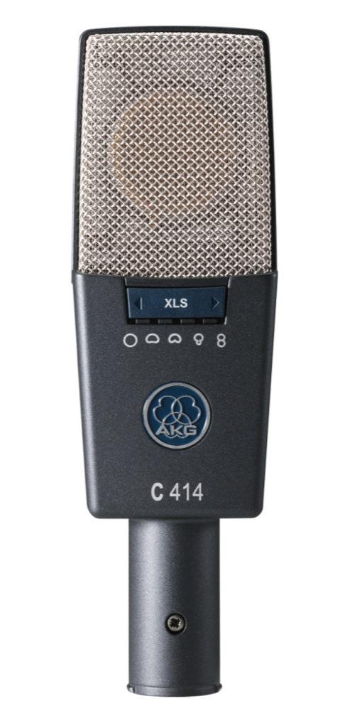 AKG マイクロフォン C414 XLSの画像