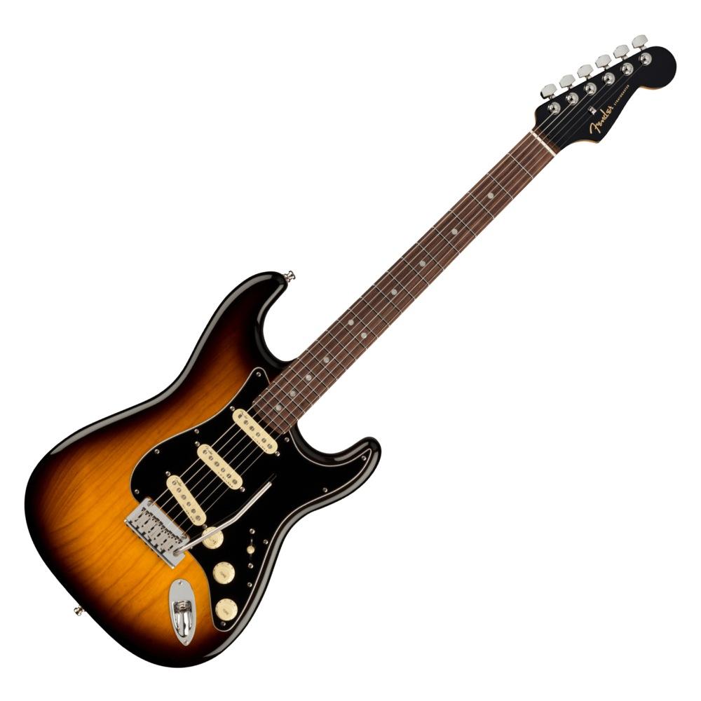 Fender USA新製品 AmericanUltraLuxe シリーズ発売開始