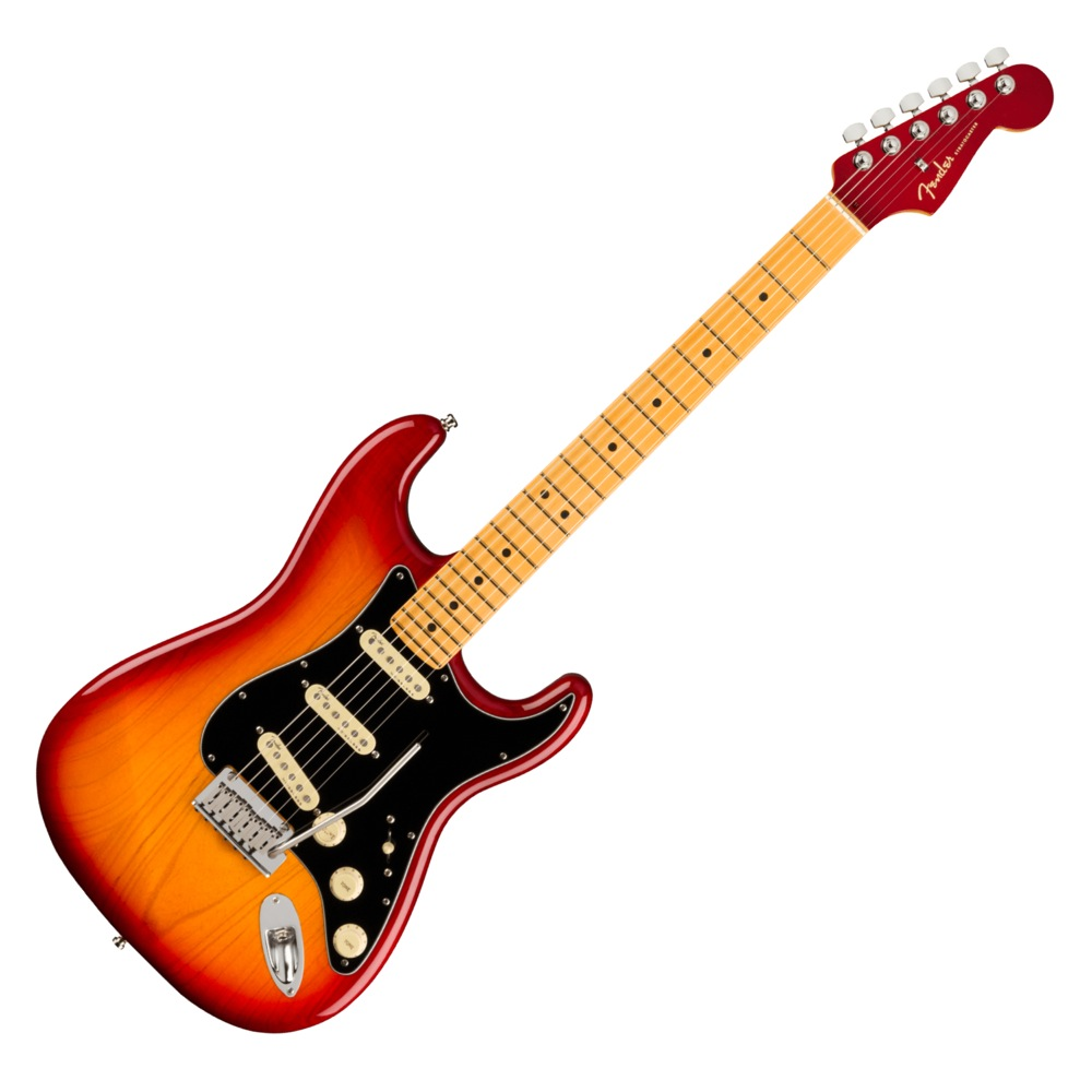 Fender American Ultra Luxe Stratocaster MN PRB エレキギター