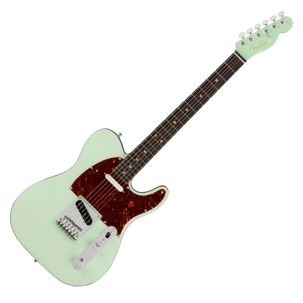 Fender American Ultra Luxe Telecaster RW SFG TRN エレキギター