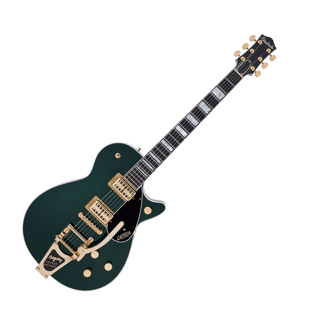 GRETSCH G6228TG Players Edition Jet BT with Bigsby Cadillac Green エレキギター