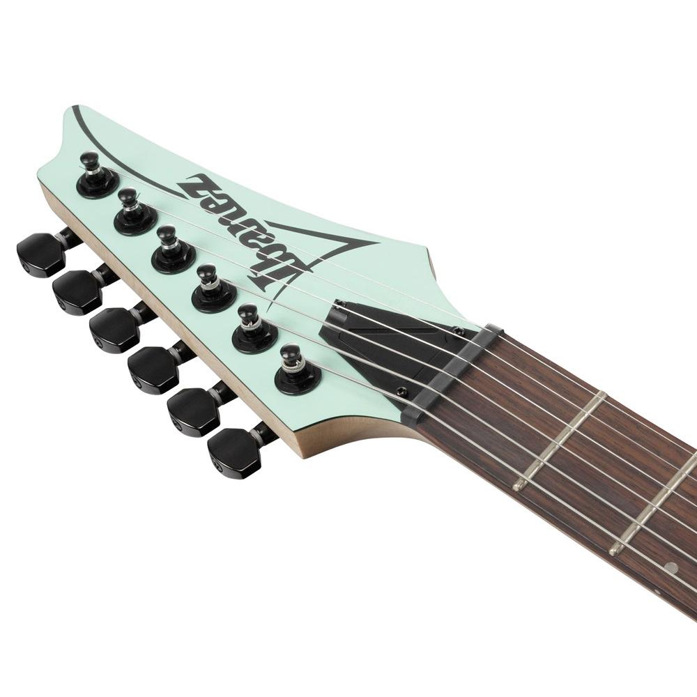 IBANEZ S561-SFM エレキギター ヘッド部アップ