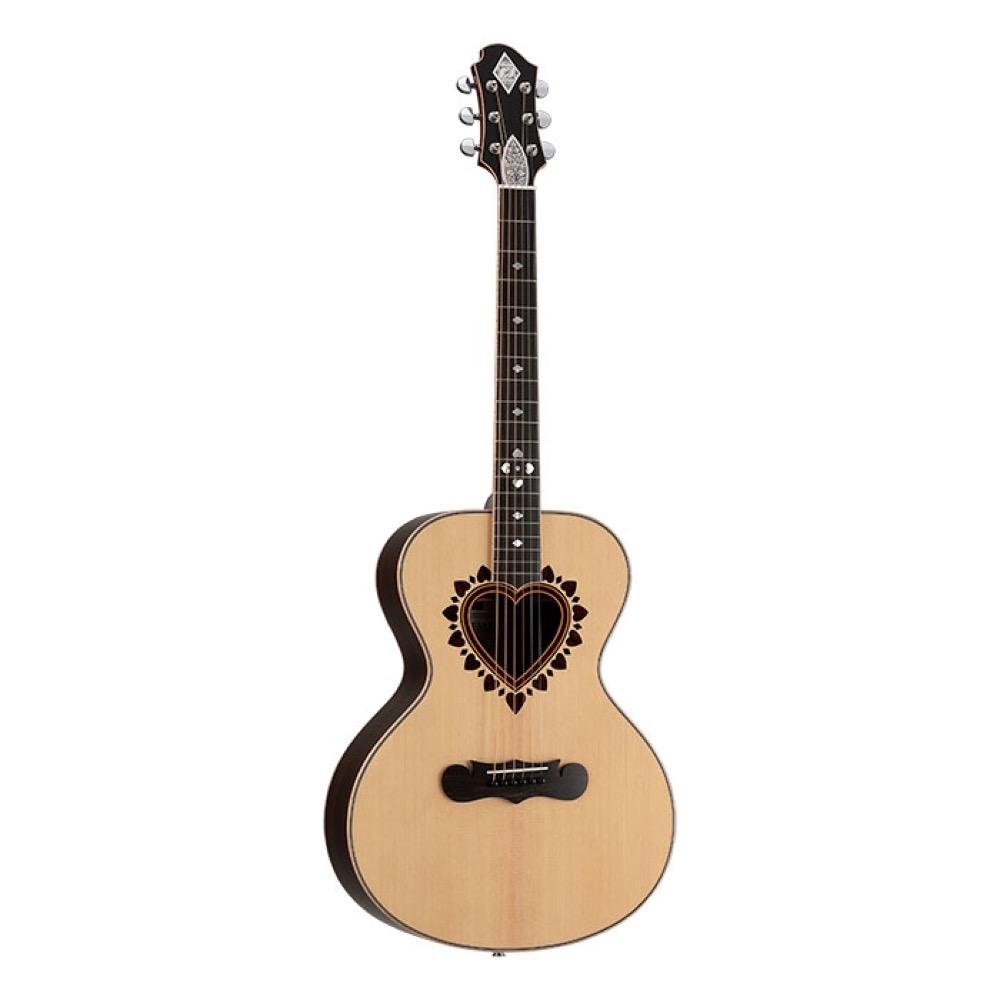 ZEMAITIS AAS-3000HW-E NAT ミニサイズ エレクトリックアコースティックギター