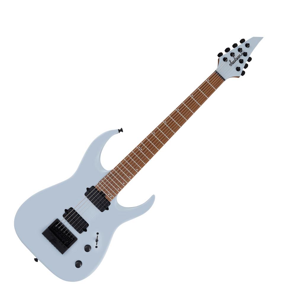 Jackson Pro Series Signature Misha Mansoor Juggernaut ET7 Gulf Blue 7弦エレキギター