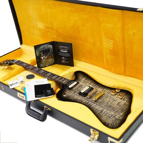 松本孝弘(B'z)シグネチャー・モデル!Gibson Custom Shop TAK MATSUMOTO FIREBIRD TRANS BLACK BURST 入荷!